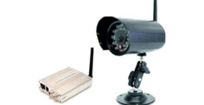 technaxx MSC03 Funk Überwachungskamera