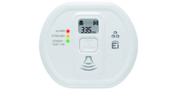 Kohlenmonoxidwarnmelder Ei Electronics 207 D